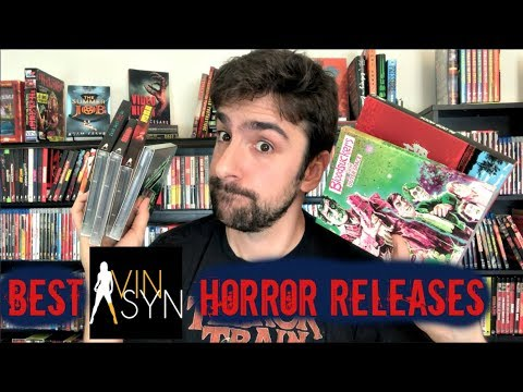 Best Horror Movies You Haven't Seen - Vinegar Syndrome Edition