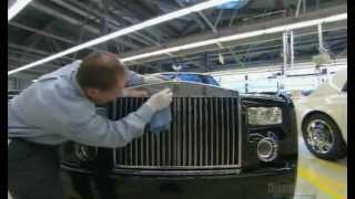 How It's Made-Rolls Royce.