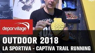 Беговые кроссовки для скайраннинга и горного бега La Sportiva Kaptiva