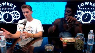 Tha Puffa Podcast Video Episode 11 by Pot TV