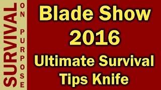 Nonton MSK-1 Survival Knife - Ultimate Survival Tips - Blade Show 2016 Film Subtitle Indonesia Streaming Movie Download