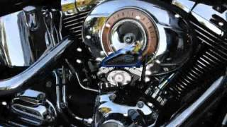 8. 2008 Harley-Davidson Softail Custom - Review & Specs