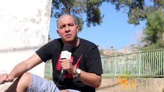 لقاء مع مرشح لجنة أحياء العجمي والجبلية الشاب مصطفى سيف