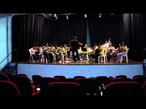 Concertino de Câmera -SALIERI, Antonio - Camerata Rondon