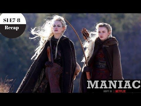Maniac - Season 1 Episode 7 & 8 Recap - Spoilers