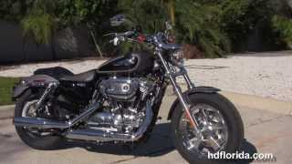 6. New 2014 Harley Davidson Sportster 1200 Custom Motorcycle for sale