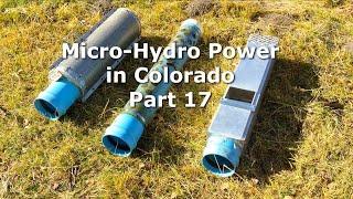 Video Micro Hydro Electric Power System In Colorado Part 17 MP3, 3GP, MP4, WEBM, AVI, FLV Agustus 2019
