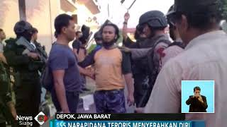 Video Detik-detik 155 Napi Teroris Serahkan Diri di Mako Brimob - iNews Siang 10/05 MP3, 3GP, MP4, WEBM, AVI, FLV Oktober 2018