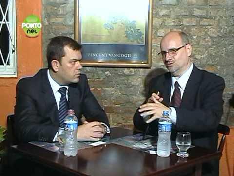 Entrevista com o Executivo Regional Sul da IBM, Frank Miller Koja. - Bloco 3