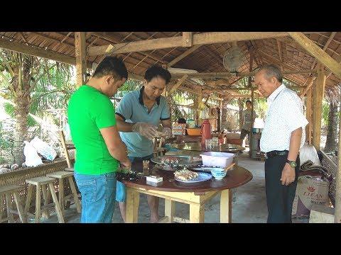 Cùng Bác Sáu và các anh nấu món ngon và chúc sức khỏe đầu năm mới   Góc Miền Tây - Tập 163 - Thời lượng: 28 phút.