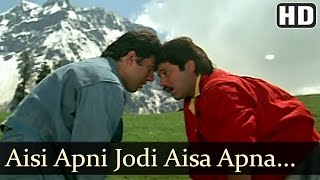 Video Aisi Apni Jodi Aisa Apna Pyar - Anil Kapoor - Sunny Deol - Ram Avataar - Old Hindi Songs MP3, 3GP, MP4, WEBM, AVI, FLV Juli 2018