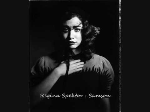 Regina Spektor : samson lyrics
