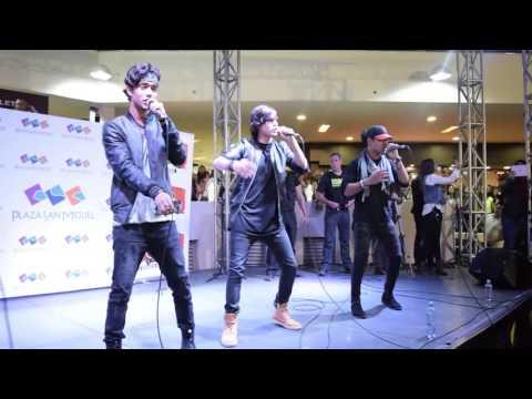 Video Destacado:Presentación de CNCO en Perú - Plaza San Miguel #OndaCeroFM