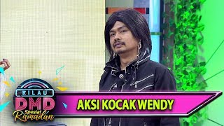 Video KOCAK Wendy Bisa Berubah Jadi Charlie & Andika Kangen Band - Kilau DMD (16/5) MP3, 3GP, MP4, WEBM, AVI, FLV April 2019
