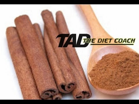 Cinnamon a super insulin reducer supplement!