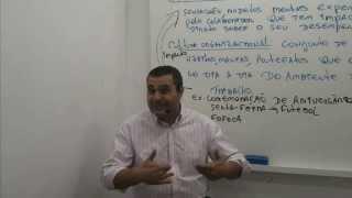 Cultura Organizacional P/ O Banco Do Brasil -- Prof. Cosme Sergio