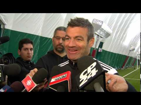 Video: Ryan Nelsen - March 10, 2014