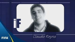 Claudio Reyna beantwortet im Schnelldurchlauf Fragen