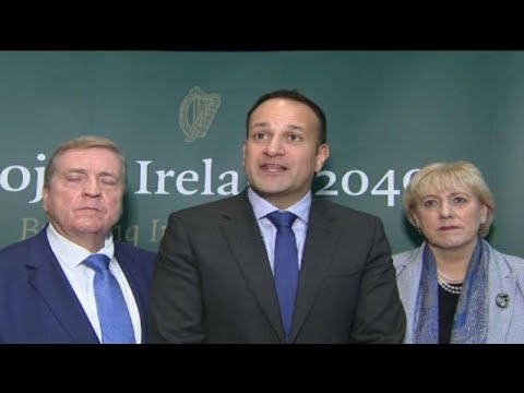 Ιρλανδία: Δεν μπορεί να υπάρξει επαναδιαπραγμάτευση για το Brexit …