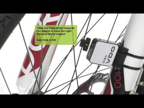 Vdo M3 Wireless Bike Computer