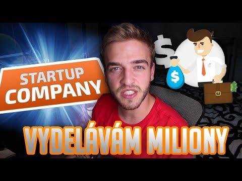 Buduju Vlastní Společnost! - Startup Company #1