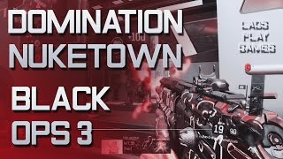 This is another video from us playing Black Ops 3 Domination in Nuketown.Hope you enjoy it and catch you all in the next oneMake sure to click the LIKE button and SUBSCRIBE if you want to see more from us. Also, don't forget to comment your thoughts and suggestions.