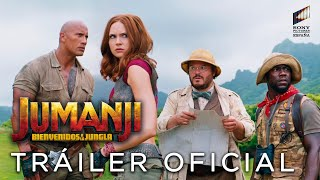 Video JUMANJI: BIENVENIDOS A LA JUNGLA. Tráiler oficial HD en español. En cines 22 de diciembre MP3, 3GP, MP4, WEBM, AVI, FLV Oktober 2017