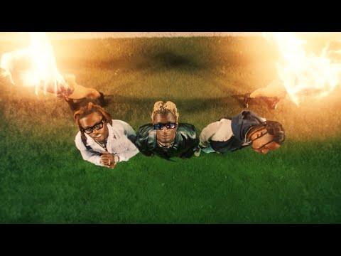 Young Thug - Hot ft. Gunna & Travis Scott [Official Music Video]