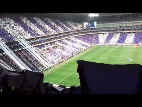 Recibimiento al club del Monterrey - La Adicción - Monterrey