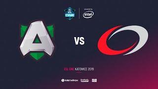 Alliance vs compLexity Gaming, ESL One Katowice 2019, bo2, game 2, [Lum1Sit]