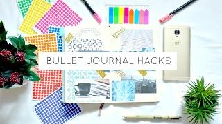 Video 10 Bullet Journal Hacks & Ideas MP3, 3GP, MP4, WEBM, AVI, FLV Juli 2018