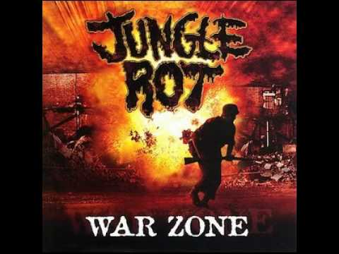 Jungle Rot - They Gave Their Lives lyrics