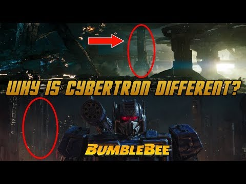Why Cybertron Looks Different in Bumblebee EXPLAINED