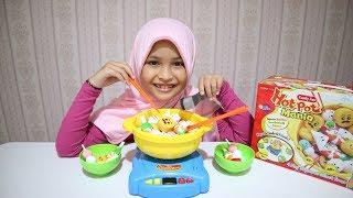 Video Unboxing Hot Pot Mania ❤ Ambil Makanan Pakai Sumpit ❤ Bagus MP3, 3GP, MP4, WEBM, AVI, FLV Agustus 2017