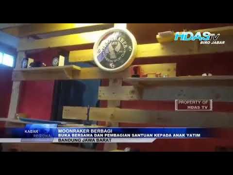 DPP MOONRAKER INDONESIA SPORT CLUB BERBAGI WANIEUN BIKERS MOTORYCLE SINCE 1978