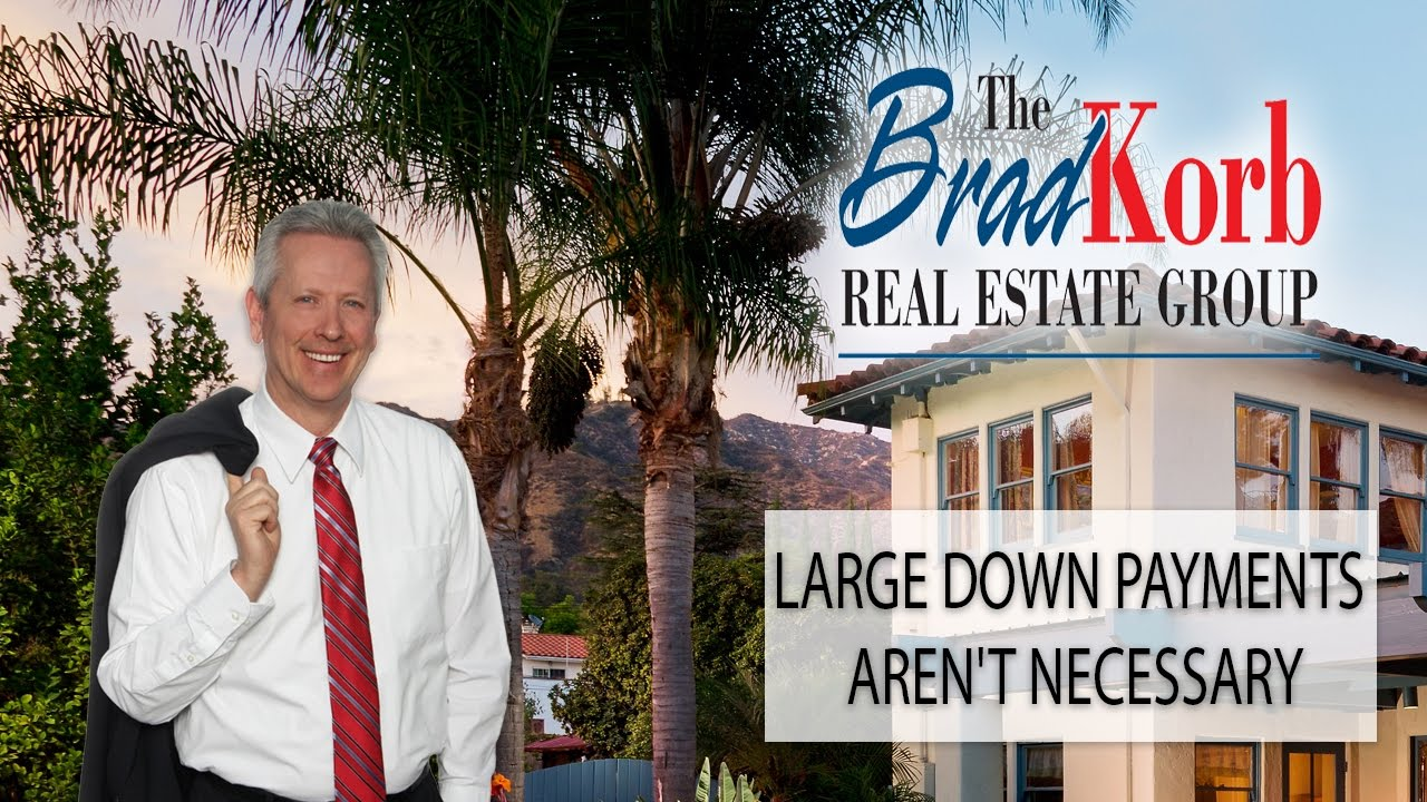 You Don't Need as Much for a Down Payment as You Think
