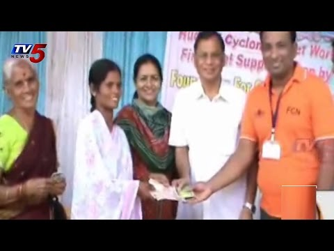 Foundation of Children in Needs Helping Hands for Hudhud Victims : TV5 News