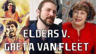 Video ELDERS KNOW GRETA VAN ZEPPELIN!?!?! (Greta Van Fleet)   Mike The Music Snob Reacts MP3, 3GP, MP4, WEBM, AVI, FLV April 2018