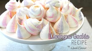 Video Meringue Cookie Recipe | Renee Conner MP3, 3GP, MP4, WEBM, AVI, FLV Desember 2018