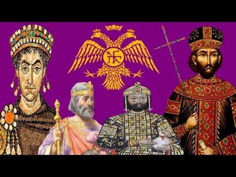 History of The Byzantine Empire - Documentary