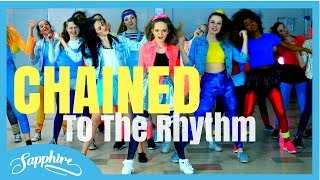 Video Chained To The Rhythm - Katy Perry ft. Skip Marley | Cover by Sapphire MP3, 3GP, MP4, WEBM, AVI, FLV Mei 2019