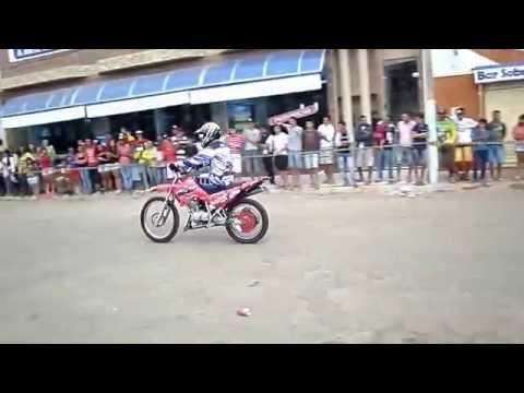 Equipe de Gil Motor Show Faz Encerro em Irundiara Bahia