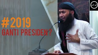 Video 2019 GANTI PRESIDEN | Ustadz Syafiq Riza Basalamah MP3, 3GP, MP4, WEBM, AVI, FLV September 2018