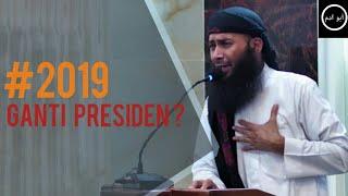 Video 2019 GANTI PRESIDEN | Ustadz Syafiq Riza Basalamah MP3, 3GP, MP4, WEBM, AVI, FLV Agustus 2018