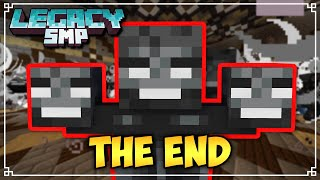 IT'S OVER! - Legacy SMP - Ep. 25 (Minecraft 1.16 Survival Multiplayer)