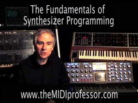 synth - Moog Music Inc. is proud to present Dr. Joseph Akins' five part series on the fundamentals of synthesizer programming. Dr. Akins is an associate professor at...