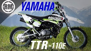 1. Kids Dirt Bike Guide Series | Yamaha TTR 110E