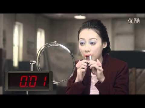 10秒鐘從素人化妝變成超級美女!?
