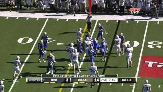 Dexter MCcoil vs BYU (2011)