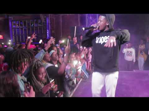 NASTY C KUMBAJAH &  DO U DIG LIVE PERFORMANCE